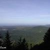 Olympic Mountains Coastal View