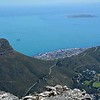Lion's Head, Cape Town and Robben Island