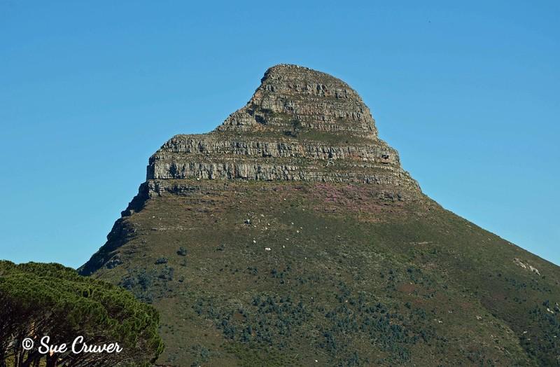 Lion's Head Mountain Up Close