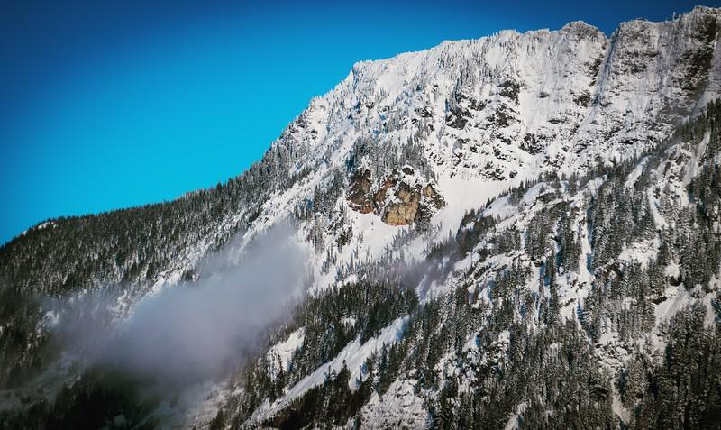 A Snoqualmie Peak