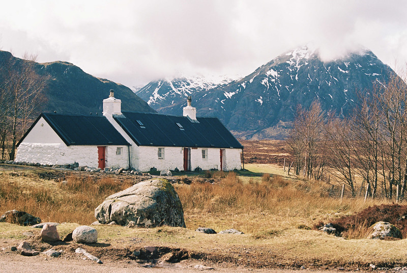 The Cottage (shot on film)