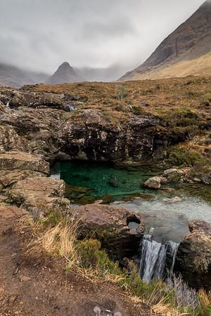 Fairy Pools at Black Cuillin 2