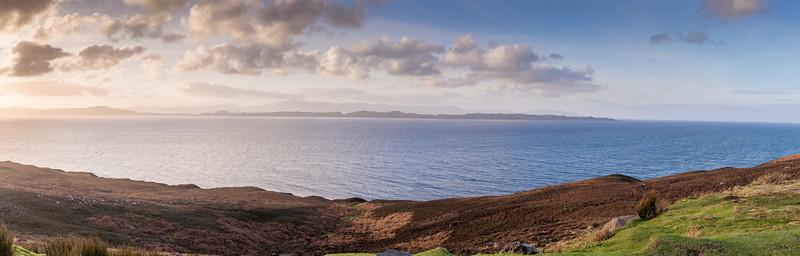 Applecross towards Isle of Skye 1