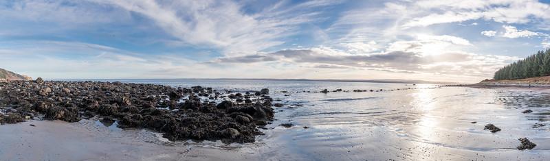 Upper Eathie Beach - 1