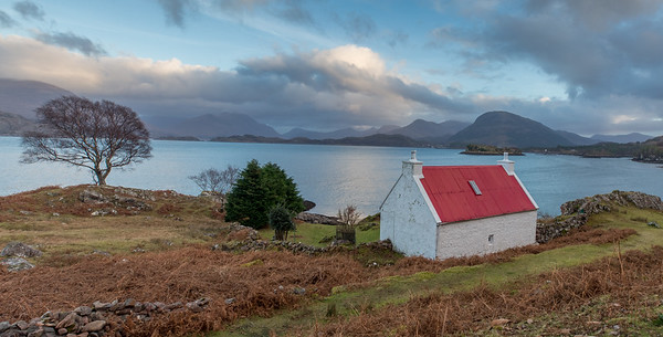 Red Roof @ Shieldaig 1