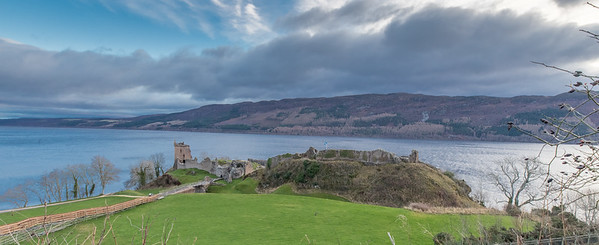 Castle Urquhart, Loch Ness, Scottish Highlands-1