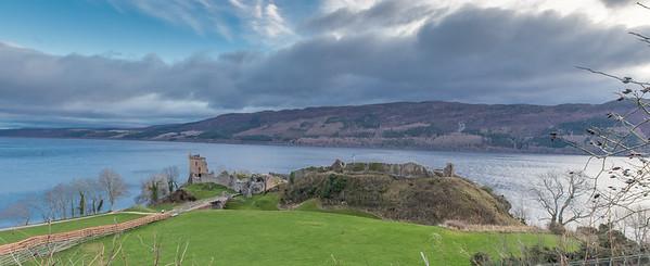Castle Urquhart, Loch Ness, Scottish Highlands-1
