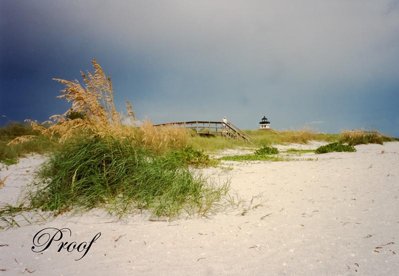 Boca Grande Lighthouse Beach