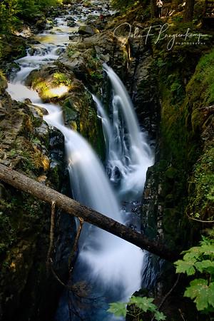 Sol Duc Waterfalls