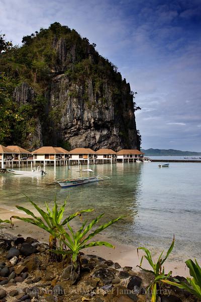 El Nido Resort, Palawan, Philippines.