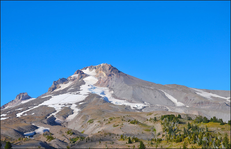 Mount Hood's Southwest Face
