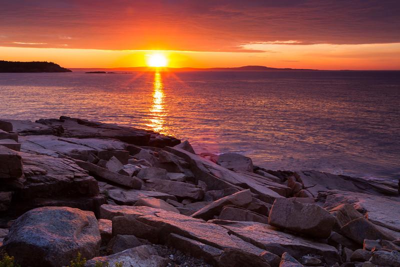 Otter Cliffs, Acadia National Park, Maine
