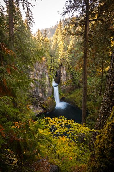 Toketee Falls - Oregon