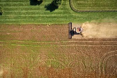 Harvest - Aerial
