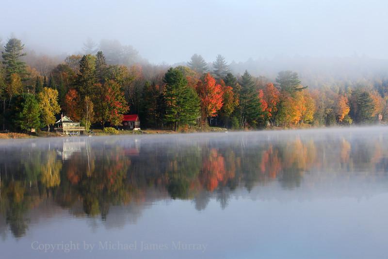 Stutter Pond, Franconia, New Hampshire