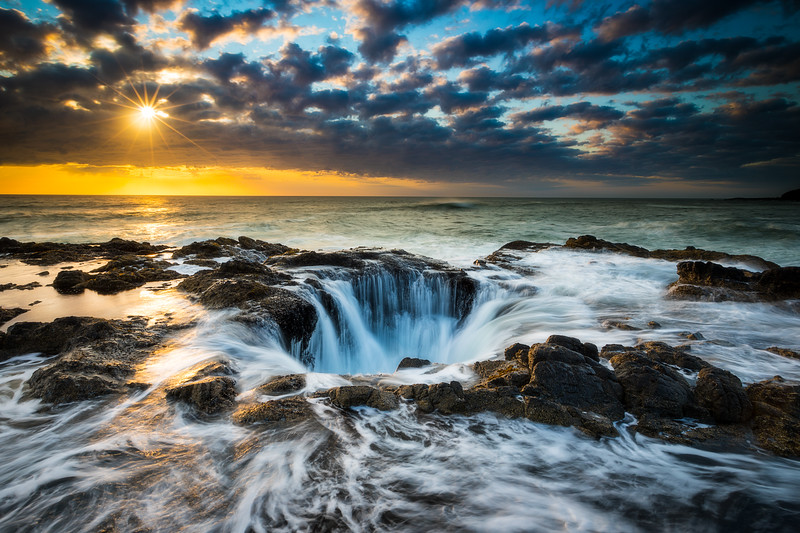 Thor's Well - Oregon