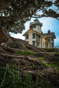 Point Fermin lighthouse, San Pedro, CA