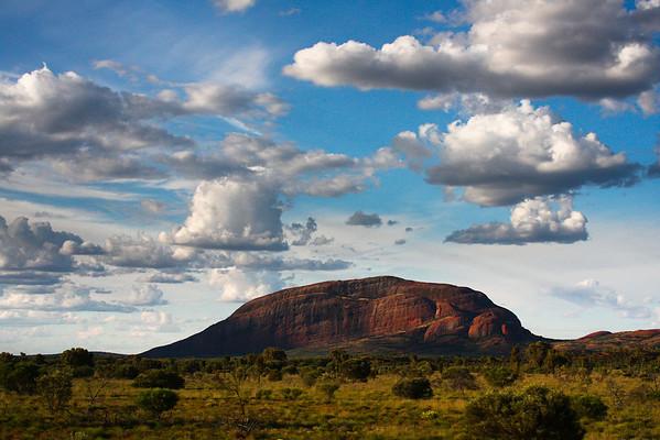 Kata Juta, Australian Outback