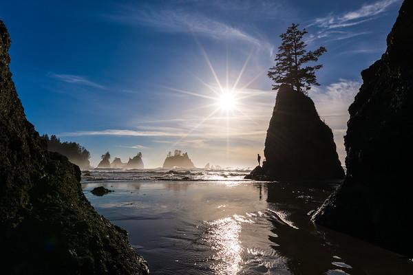 Point of Arches - Shi Shi Beach - Washington