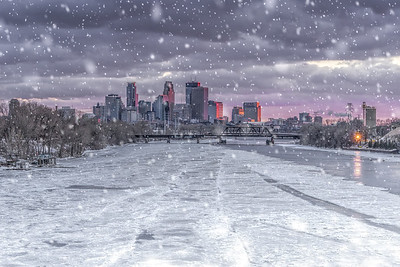 Minneapolis Winter