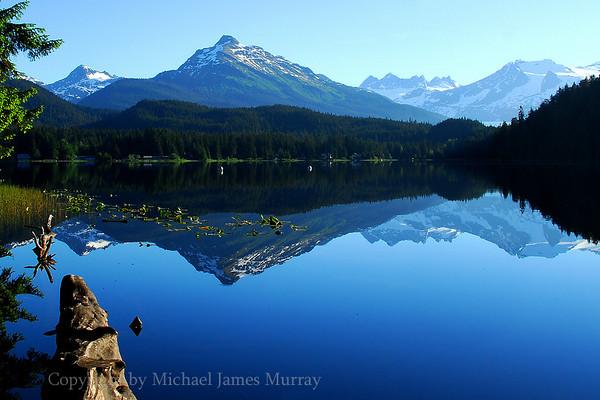 Auke Lake, Juneau, Alaska