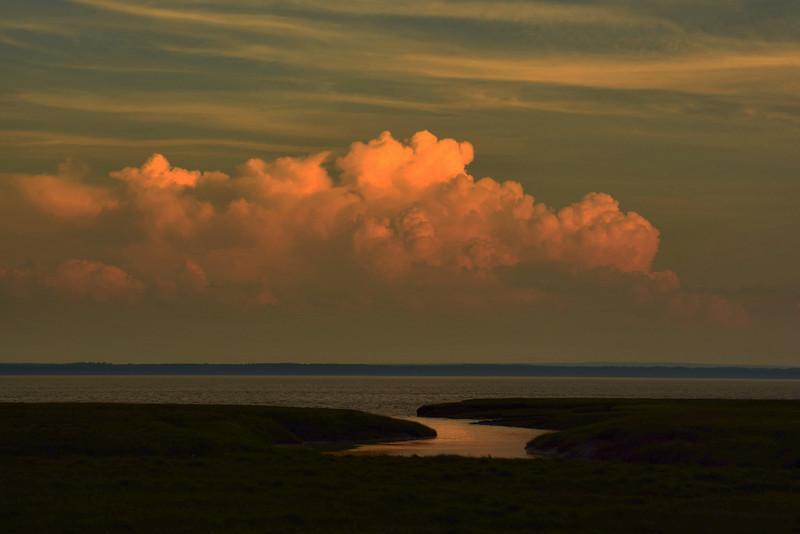 Bay of Fundy High Tide, NB