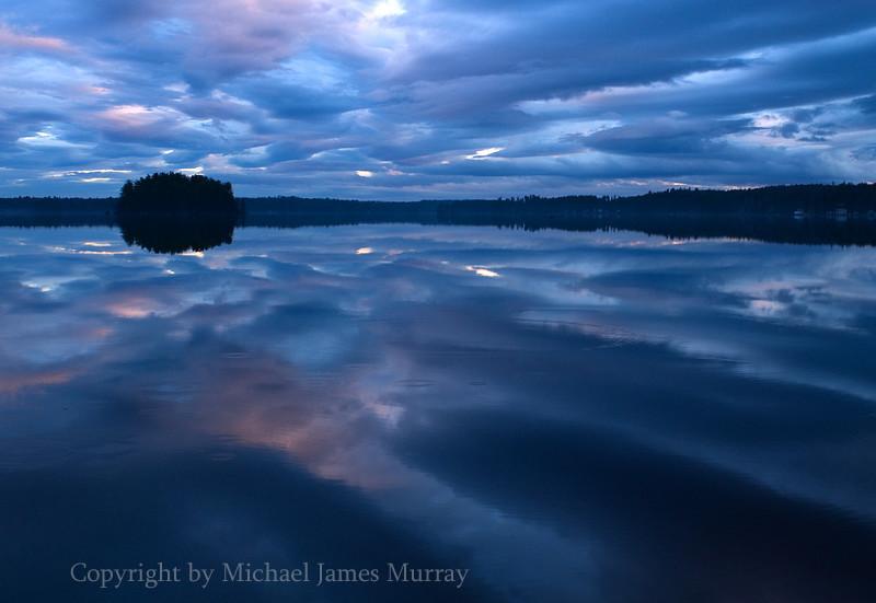 China Lake, Augusta, Maine