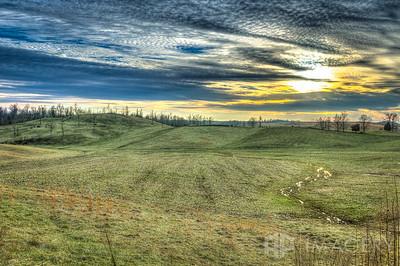 Rural KY Scene