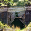 Mecca Flat:  Historic 1912 Oregon Trunk Railroad Tunnel