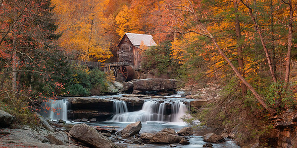 Glade Creek Grist Mill - West Virginia