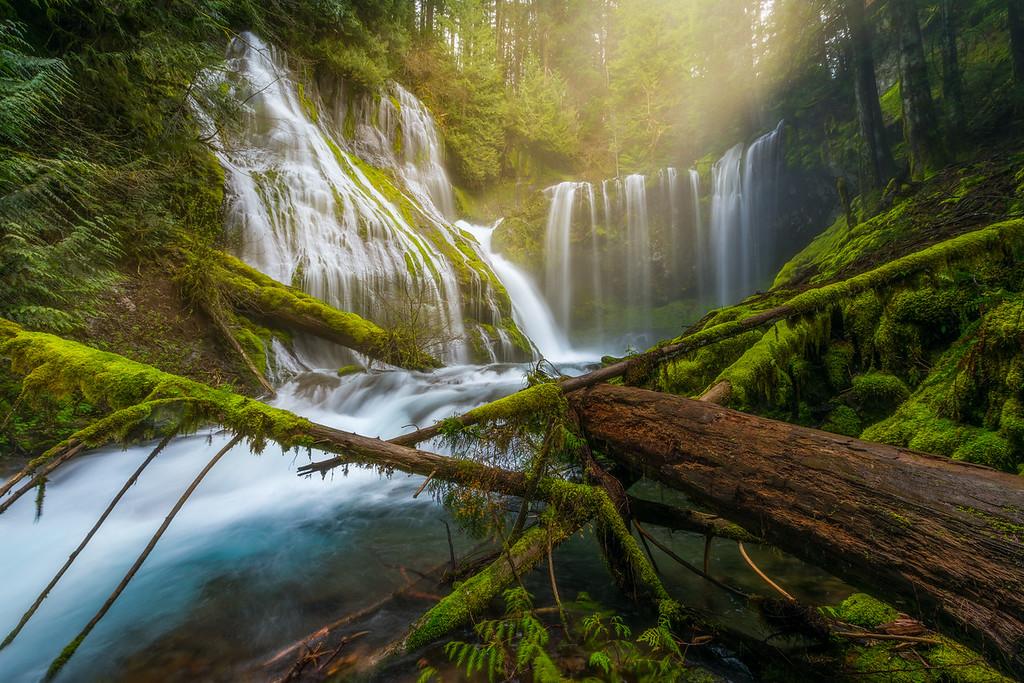 Panther Creek Falls - Washington
