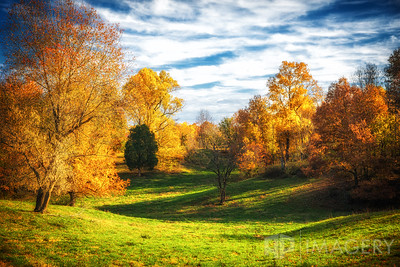 Kentucky - Fall Scene