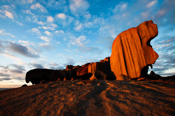 Remarkables, Kangaroo Island, Australia
