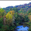 Umpqua River--Elkton, Oregon--southern Oregon, Coast Range Mountains.  (1019-2011)