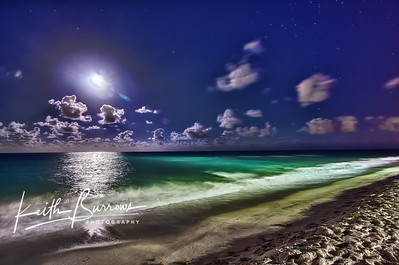 Full Moon, Feb 2011, West Palm Beach, Florida