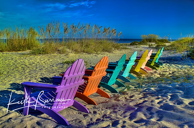 The Best Seats On THe Island, Captiva Island, Florida
