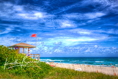 Life Guard House, Lake Worth Beach
