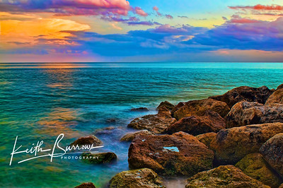 Ocean Of Color, North tip of Captiva Island, Florida