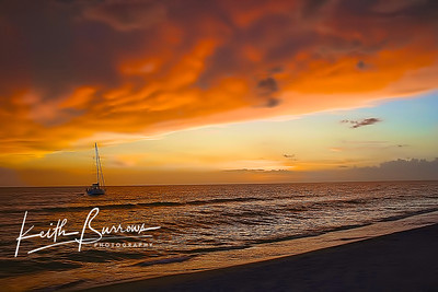 Sunset Sailor