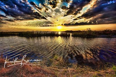 Spectacular Sunset Sky -2