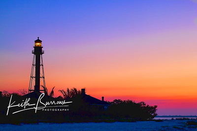 Sanibel Lighthouse Sunrise