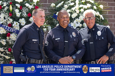 LAPD Pacific Division's Open House and 150th Year Anniversary.    @lapdpacificdivision @pacificboosters  Photo by VenicePaparazzi.com