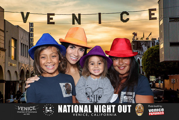2019 National Night Out Photo Booth