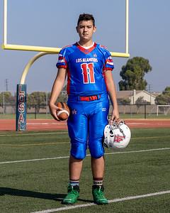 U14 - Luke Aguirre