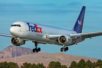 FedEx Express Boeing 767-3S2F(ER) N124FE 3-18-21