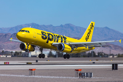 Spirit Airlines Airbus A319-132 N532NK 3-17-21