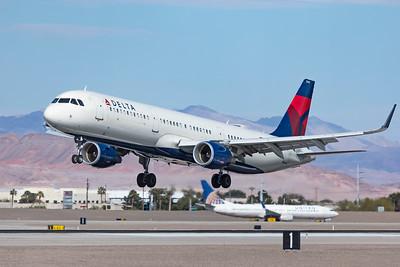 Delta Air Lines Airbus A321-211 N368DN 3-18-21