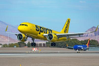 Spirit Airlines Airbus A320-271N N904NK 3-18-21