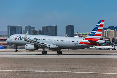 American Airlines Airbus A321-231 N994AN 3-17-21