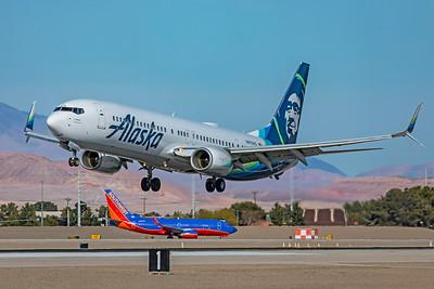 Alaska Airlines Boeing 737-990ER N479AS 3-17-21